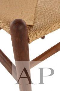 walnut-hans-wegner-replica-chair
