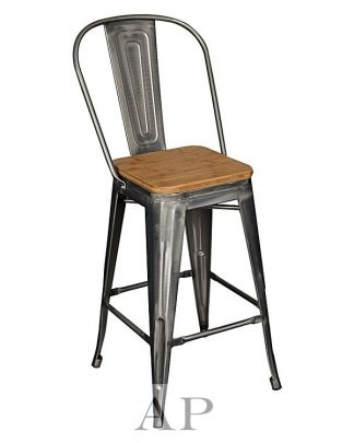 silver-tolix-bar-chair-wood-seat-66cm