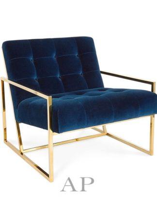 manhattan-arm-chair-navy-blue-gold-side