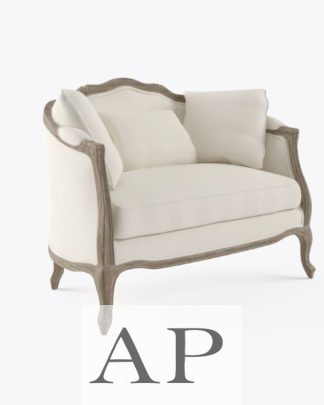 clara-provincial-french-contemporary-timber-linen-sofa-2-seater-lounge-front-1-ap-furniture
