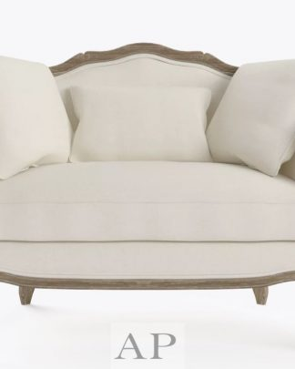 clara--french-contemporary-timber-linen-sofa-2-seater-lounge-front