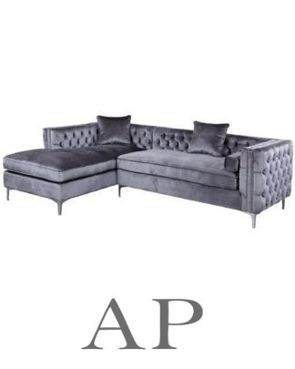 romani-sectional-sofa-velvet-grey-studded-side-22-ap-furniture