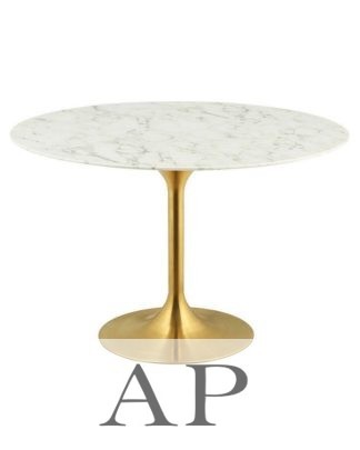 replica-tulip-white-marble-round-dining-table-iron-gold-base-1-ap-furniture