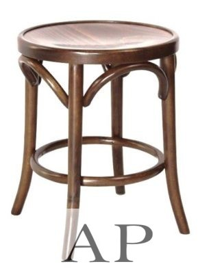 bentwood-low-stool-dining-brown-walnut-ap-furniture