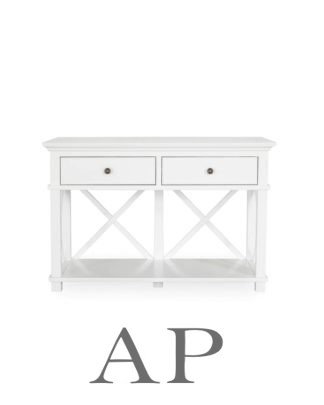 hamptons-sorrento-cross-console-table-3-drawer-white-ap-furniture